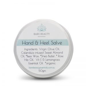 hand salve, hand and heel, hell balm, hand cream, moisturiser