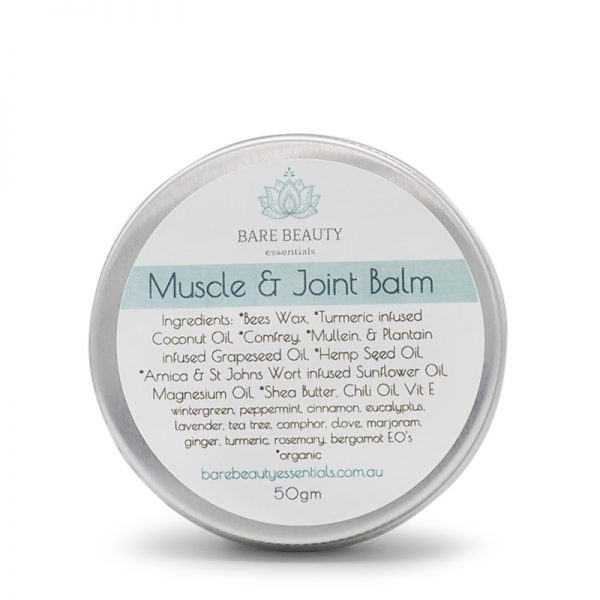 muscle balm, joint balm, muscle salve, sore muscles, pain ease, aches and pain balm