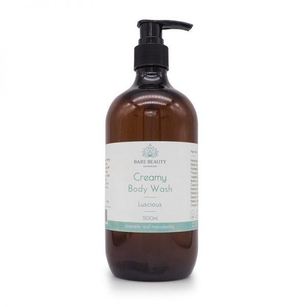 body wash, body cleanser, liquid soap, liquid wash