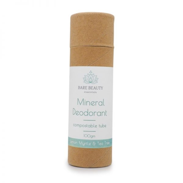 deodorant, mineral deodorant, natural deodorant,