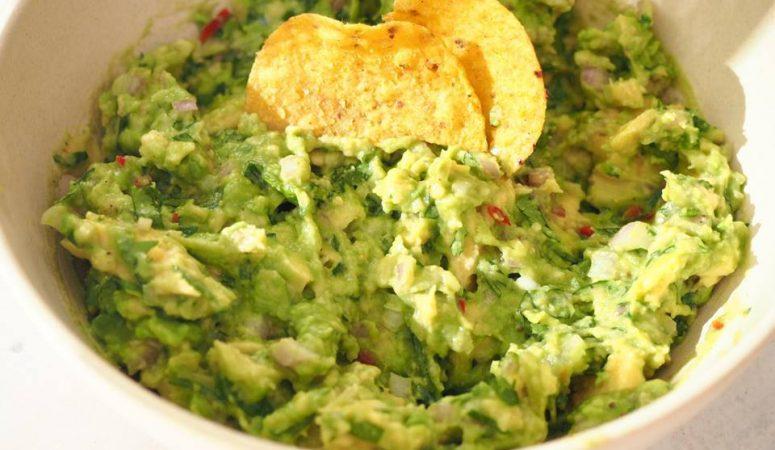 Best Ever Guacamole Recipe