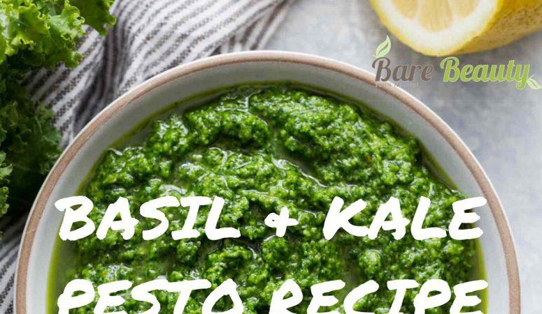 Basil & Kale Pesto Recipe